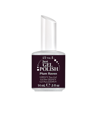 Just Gel PLUM RAVEN Polish