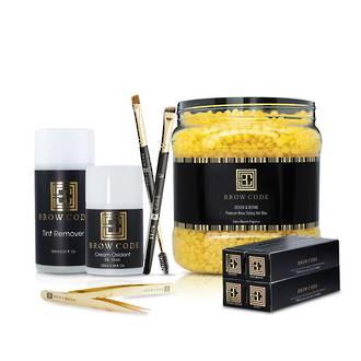 Brow Code Pro Tint Kit