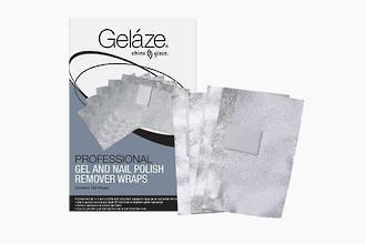 GELAZE REMOVER FOIL WRAPS