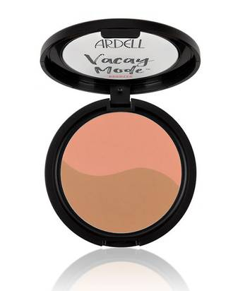 Ardell - Vacay Mode, Bronzer - Lucky In Lust/Rustic Tan