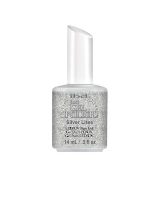 Just Gel Silver Lites 14ml Polish