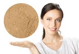 MakeupFIX Mineral Foundation Powder Soft Tan -MF06