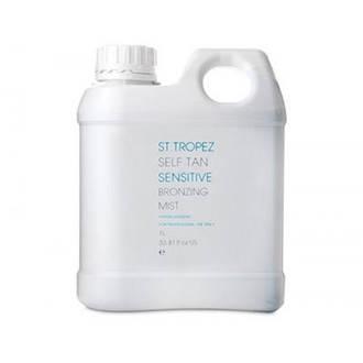 St Tropez - Sensitive Tan 1 Litre
