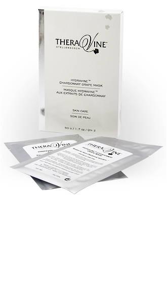 Theravine Professional Hydravine Chardonnay Grape Mask pack5
