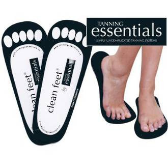 Sticky Feet for Tanning 50pc/25pairs