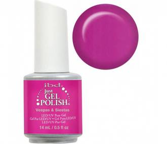 Dolce Vita - VESPAS & SIESTAS Just Gel 14ml polish