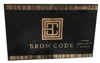 Brow Code Window Sticker