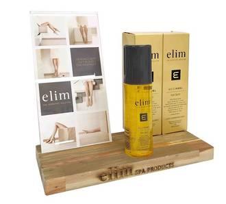 Elim Gold Spritz Stand