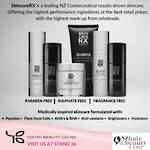EXPO SPECIAL 2021 - skincareRX - TRADE UP! Trade in your old skincare range for skincareRX