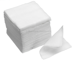 Gauze 12 ply 100 pack 7.5 x 7.5 non- sterile