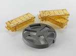 Cassette Rack Kit (for use with Autoclave 9L, incl 3 casettes)