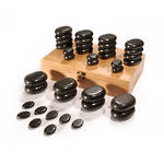 36pcs Body Massage Hot Stone Set