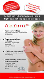 ADENA Small Banner/Poster Woman 420mm x 184mm