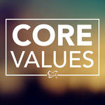 Values! Determining your salon values and what you stand for