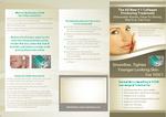 Dermal Needling Rollers- Brochures 50 Pack