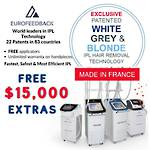 EXPO SPECIAL 2021 - Eurofeedback IPL - Included free flashes to guarantee 100%+ Return on your  investment, plus $15000 FREE