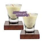Theravine Professional LARGE Lemon Zest Massage Candle 2pc