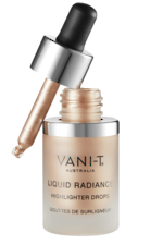 VANI-T Liquid Radiance Highlighter Drops - Ivory