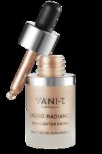 VANI-T Liquid Radiance Highlighter Drops - Ivory