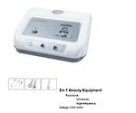 2 in 1 Beauty System High Frequency & Ultrasonic