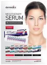 Dermedics Poster SERUM A4