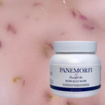 PANEMORFI Rose petal hydra jelly mask 30gm SAMPLE