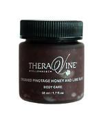Theravine MINI Crushed Pinotage Honey and Lime Buff 50ml