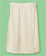 Spa Candy Toweling Wrap Gown