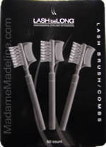 LASH beLONG Disposable Lash Brush/Comb 50ct. 4 Left!