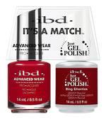 IBD Duo Polish Bing Cherries
