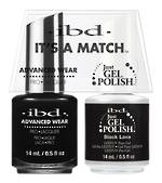 IBD Duo Polish Black Lava