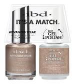 IBD Duo Polish - Sparkling Embers