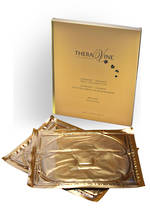 Theravine RETAIL Ultravine Gold Collagen Film Mask 2/pack