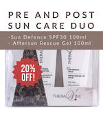 Theravine Limited Edition Pre and Post Sun Care Duo