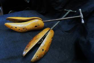 Antique Boot Lasts