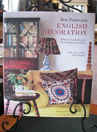 English Decoration Ben Pentreath $69.00