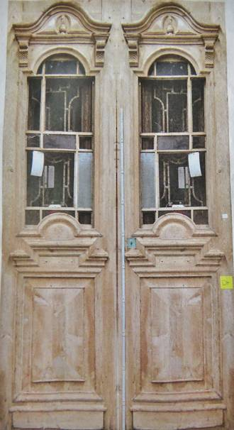 Large stunning French doors SOLD