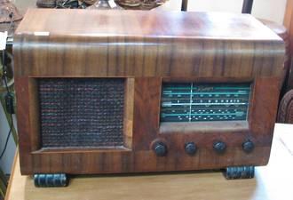 Vintage Radiojoy Radio