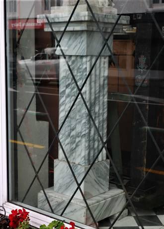 Marble Columns or Plinths - Pair - $2300,00 Single -  $1250.00