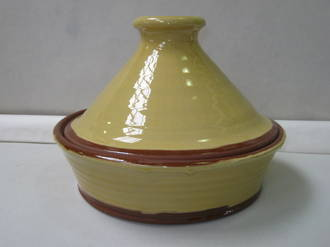 Tagine - Yellow