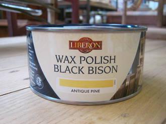 Liberon Wax Polish 500ml - Antique Pine