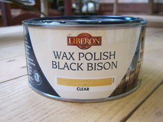 Liberon Wax Polish 500ml - Clear