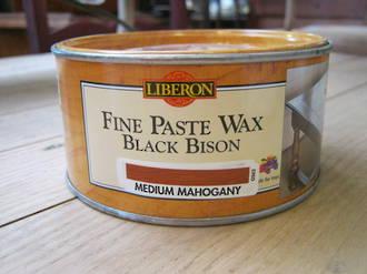 Liberon Wax Polish 500ml - Medium Mahogany