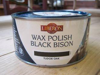Liberon Wax Polish 500ml - Tudor Oak