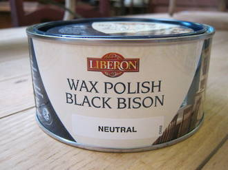 Liberon Wax Polish 500ml - Neutral,