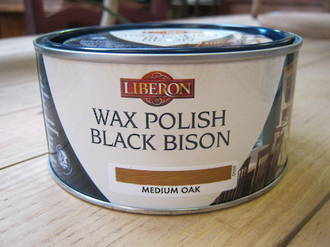 Liberon Wax Polish 500ml - Medium Oak -