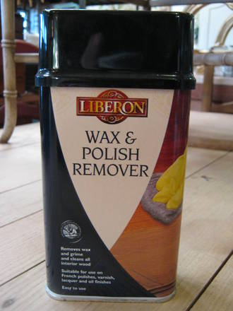 Liberon Wax & Polish Remover 500ml
