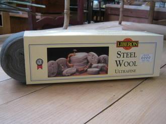 Liberon Ultrafine Steel Wool (0000) 100g