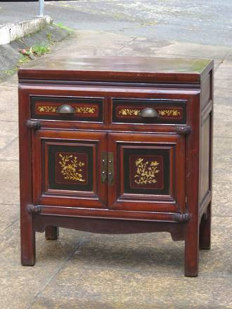Antique Chinese Cabinet SOLD