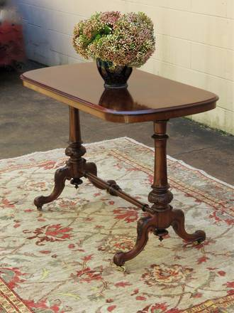 Fine Victorian Mahogany Occasional or Hall Table SOLD